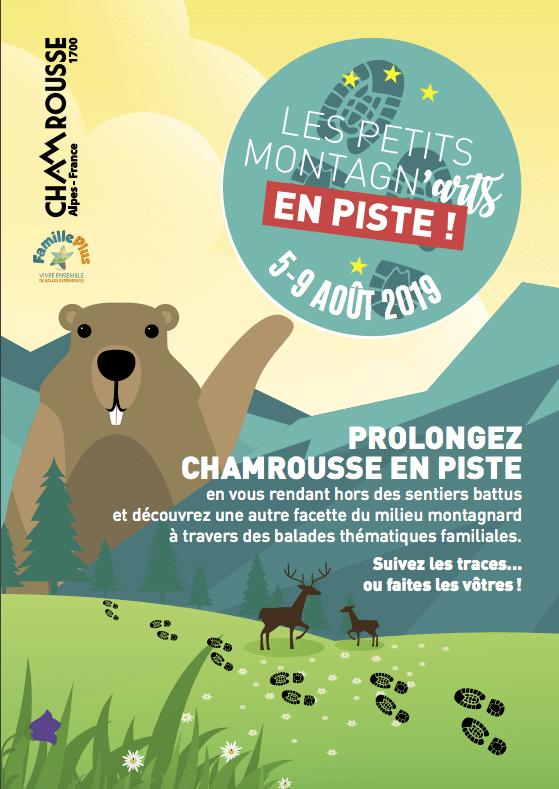 Festival des Petits Montagnards en piste